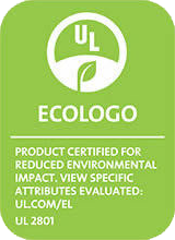 UL ECOLOGO Certification Logo