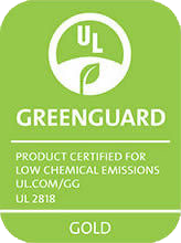 UL GREENGUARD Certification Logo